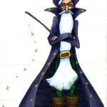 """Zeichnung zu """"Harry Potter - Der Stein der Weisen"""""""