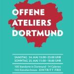 Offene Ateliers Dortmund 2014